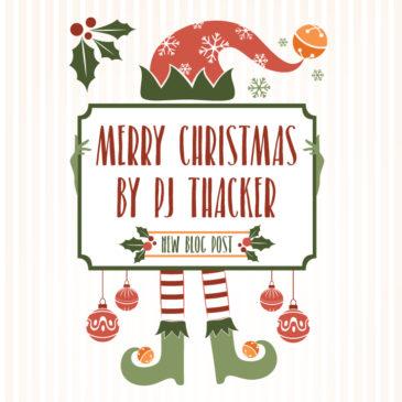 Merry Christmas by PJ Thacker